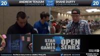 SCGMINN - Standard - Round 2 - Andrew Tenjum vs S