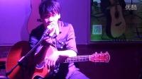 (10.手指、拨片、指套、指甲的问题)国际指弹吉他冠军陈彦宏老师大师班实况