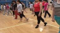 2012北京市体育舞蹈教师培训班现场