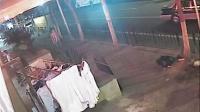 上海市闸北区洛川中路某店遭遇盗窃视频1