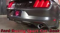 2015 Mustang GT Ford Racing 福特野马 GT 5.0 排气