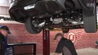 2015 Mustang GT 5.0 福特野马 GT 更换 Ford Racing Sport 排气