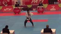 2014墨西哥品势世锦赛【1】--北美伊朗青2--墨西哥选手-高丽-第二名