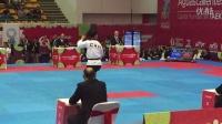 龙英知府视频:2014墨西哥品势世锦赛3【天王山之战-韩国vs中国】