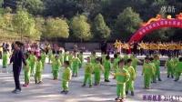 金盛花园幼儿园第七届亲子运动会开场舞《小苹果》