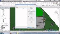 01-01 创建幕墙选型集、网格划分选型-Autodesk Revit 2015 设计方案训练教程