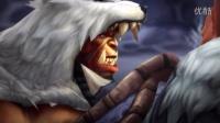《德拉诺之王》霜火岭动画:贾纳尔的牺牲