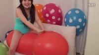 吹气球的女孩#015