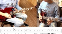 MAYDAY五月天 - 将军令solo【跟马叔叔一起摇滚学电吉他210】