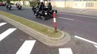 -=FB-I=-集结!航模追拍BMW摩托小队与庞巴迪ATV