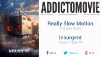 Insurgent - Teaser Trailer 1 Music 1 (Really Slow Motion - Mercury Rises)
