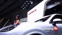 2014广州国际车展新车评网现场直击--保时捷改款卡宴