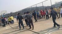 江西理工大学南昌校区13嵌入拔河比赛第二场