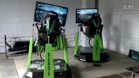 4DOF Extreme 国外土豪玩驾驶游戏的史诗级装备 模载联合分享