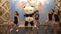 中场舞蹈《NEW JAZZ》-音乐熊猫诗词儿歌歌手选拔赛广州站初赛第一场
