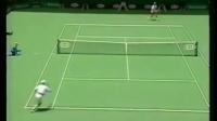 2004年澳网男单第二轮 阿加西VS伯蒂奇 自制HL