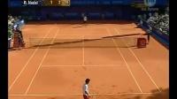 2004年ATP索波特决赛 纳达尔VS阿卡苏索 自制HL