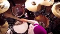 原來七龍珠主題曲的鼓是他打的.太熱血了!