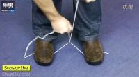 如何在紧急情况下徒手割断绳子