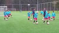 青少年足球训练视频