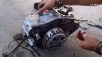 摩托车离合器是怎样工作的