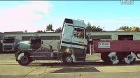 卡车安全测试-iXCameras 高速相机拍摄