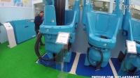 日本技研拉森钢板桩静压值桩机F201演示