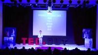 TEDxDUT:【让脚步跟上灵魂】 郭嘉琦