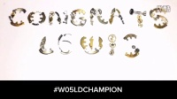 IWC制表师庆祝路易斯·汉密尔顿摘得2014赛季车手总冠军