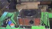高速柴油机的拆卸