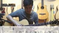 详细《月半小夜曲》吉他弹唱教学第(1)课  子熏乐器张SIR