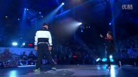 【5BBOY】Menno vs Taisuke - FINAL BATTLE - Red Bull BC One World Final 2014 Paris