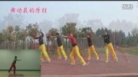 龙都舞动晨韵最新原创强力瘦身操系列之《晨韵串烧十一》片段