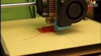 3D打印机极速打印居然没散架 这配件够牛
