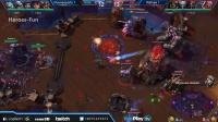 风暴英雄 - WePlay邀请赛欧洲区B组 - MouseSports vs Refuse - 3-游戏