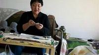 【艾灸疗法艾灸视频】单桂敏老师如何用筛选后的艾绒自己做艾段