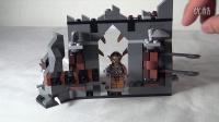 乐高LEGO★霍比特人「黑白评测」79011戈多兽人