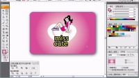 Illustrator 120例精彩设计lesson 2——vip卡设计 AI交流群248485210