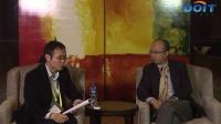 赛门铁克大中国区技术总监李刚先生接受2014中国存储峰会新闻会客室采访