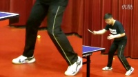 《全民学乒乓公开课》第3.3期:反手拧腰和转腰的动作要领_乒乓球教学视频教程