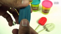 棒冰培乐多芭比地球保卫者出奇蛋 Popsicle Playdoh Ban Dai Ben 10
