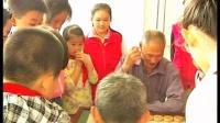 山东广播电视台小记者团高密分团-----官庄小学小记者走进社区服务中心