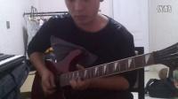 全面电吉他教程《诱惑》实况足球主题曲。教程演示