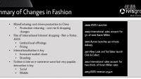 爱维爱思集团2014亚洲时尚峰会演讲(趋势)