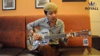 杭州创作歌手 第三个宁夏 (乐器:ROYALL丽声吉他101LS)