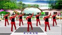 中江县高店个体协会广场舞 老公赚钱老婆花