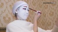 Makeup #13 妹子颜料画脸 画鬼脸 花脸