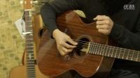 分解和弦【吉他入门教程第三课】牧马人工作室出品