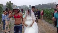 龙山镇你从没见过最恶搞的婚礼