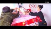 辽阳姑娘张莹远嫁盂县青年赵洪瑞 用镜头记录一对北漂婚礼的感人瞬间